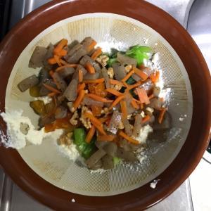 最近のヒット 〜 豆腐の白和え