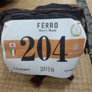 デローザで走る フェロ・マリ・エ・モンティ2019