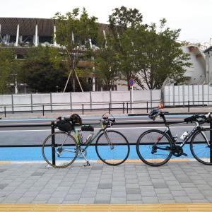 コルナゴで行く 幻の東京オリンピックマラソンコース