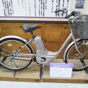 BCCでお勉強 電動自転車の歩み