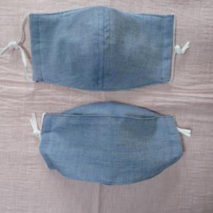 立体型マスク2種類
