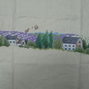 クロスステッチ刺繍 ③