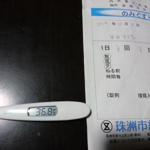 体温 薬 O.K.