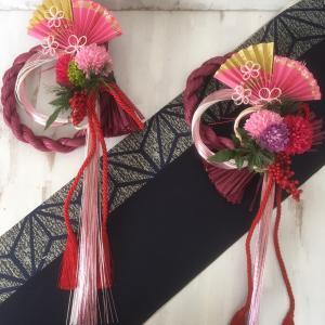 大好評のピンクのしめ縄も完売しました。