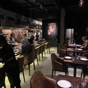 ニューオープンのレストラン@ホーチミン
