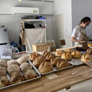 健康志向のパン屋さん@ホーチミン