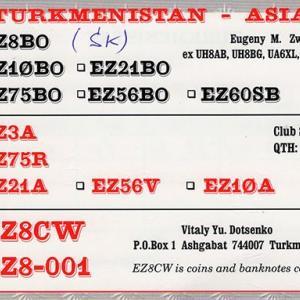 焦付回収 EZ8BO 10MHz/CW