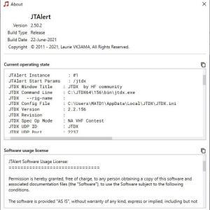 JTAlert v2.50.2 リリース 【サウンド問題解決】