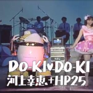 河上幸恵 & HP-25