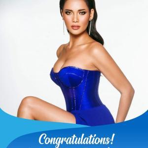 ミス・グローブ・フィリピン代表は上位入賞