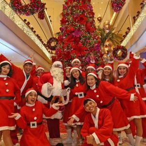 フィリピンはすでにクリスマスモード