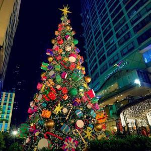 フィリピンのメディアが紹介するクリスマス・イルミネーション