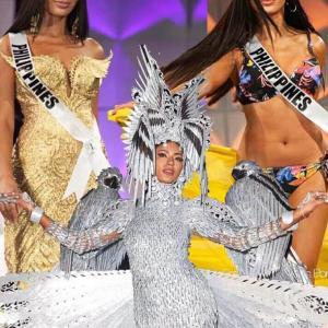フィリピン大統領府はガジニ・ガナドㇲを称賛
