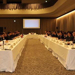 フィリピン財務省は箱根で日本政府と協議