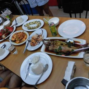 フィリピンのシーフード・レストラン「ダンパ」その2