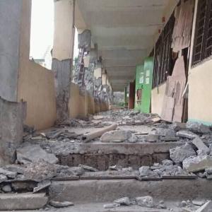 ミンダナオ島ダバオでまたM6.9の地震