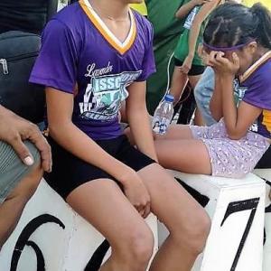 フィリピンの子ども達は靴が無くても金メダル