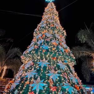ブラカン州サンタ・マリア市のクリスマス・デコレーション