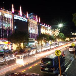 バギオ市のクリスマス・ライト・アップ