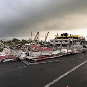 台風29号のフィリピンの被害