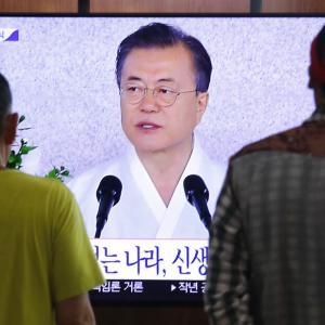フィリピンでも報道された韓国大統領の一貫しない発言