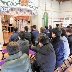 競輪選手会佐賀支部 初詣(1/15)