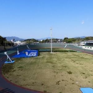 明日夜(21:07)よりミッドナイト競輪in武雄が始まります。前検日風景!