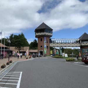 草津温泉 まずは、道の駅草津運動茶屋公園に寄ってみました!♪