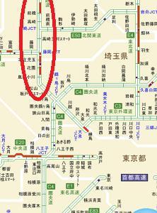 関越道が事故で通行止め!しんとう温泉に寄ってから下道150kmをひた走る!