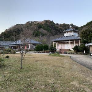 年末年始の旅 -その7- 道の駅 花の三聖苑伊豆松崎 かじかの湯は明日閉館になります。