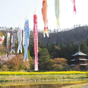 2019年GWの旅-その2- 道の駅たかはたの対面にある安久津八幡神社