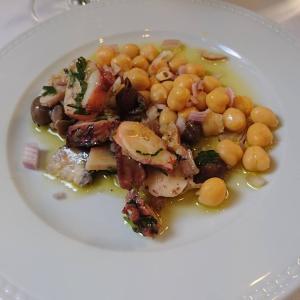 ヴェルサイユでポルトガル料理
