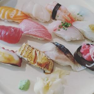パリで美味しいお寿司ランチ