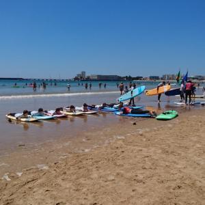 サーフィン教室
