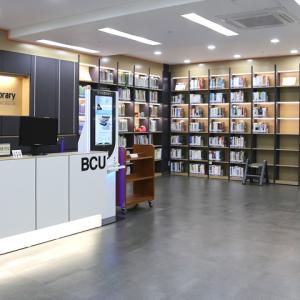 プチョン大学、新しい図書館誕生!4次産業革命時代に対応する複合知識共有の場所