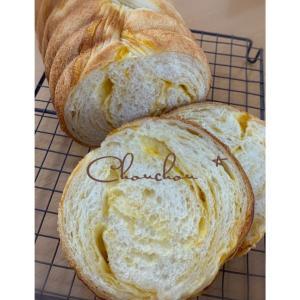オレンジパンとシナモンロール*