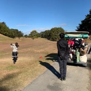 今月はゴルフだけだね…😆