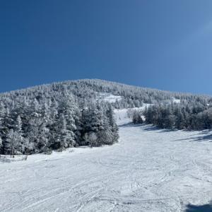 天元台スキー!