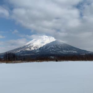 北海道 スキー 初日❗️