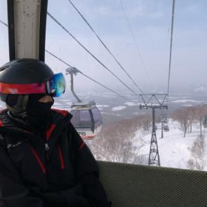 北海道 スキー 2日目❗️