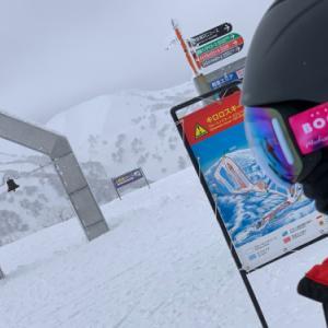 北海道 スキー 最終日❗️