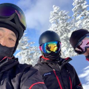 今シーズン最後のスキーは天元台❗️