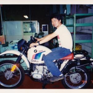 1994年8月4日~8月7日 BMWR80G/Sで行く北海道ツーリング 清書版 その1