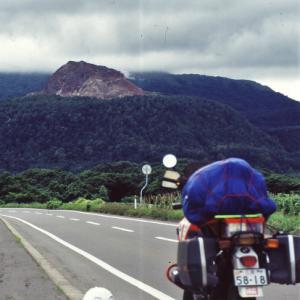 1996年8月11日-13日 BMWR100GSで行く4度めの北海道ツーリング 苫小牧港>室蘭>阿寒湖畔キャンプ場
