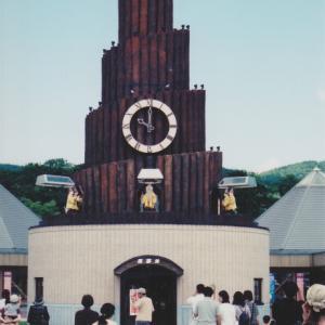 2002年8月16日 ヤマハGTS1000で行く北海道ツーリング 北見市ビジネスホテル>小樽ビジネスホテル 道内4日目