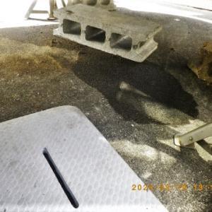 S110Vハイゼット4WDバン ATミッション降ろし23日目 一昨日のチョンボのリカバリー あと一歩