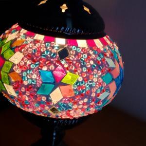 ランプと体験レッスン