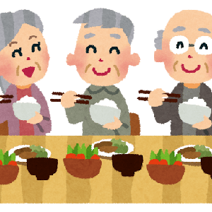 老人ホームの高齢者も人間関係に悩む