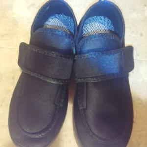 紳士ラクハキ 靴を買う