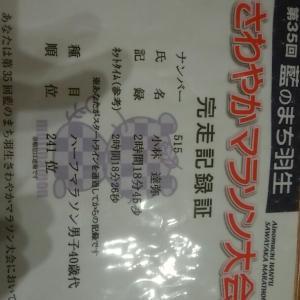 東京マラソンの申込みは今月中ですよ(´▽`)ノ~てぺてぺスピードやってますか?~